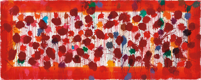 Howard Hodgkin, 'As Time Goes By (red)', 2009, Phillips
