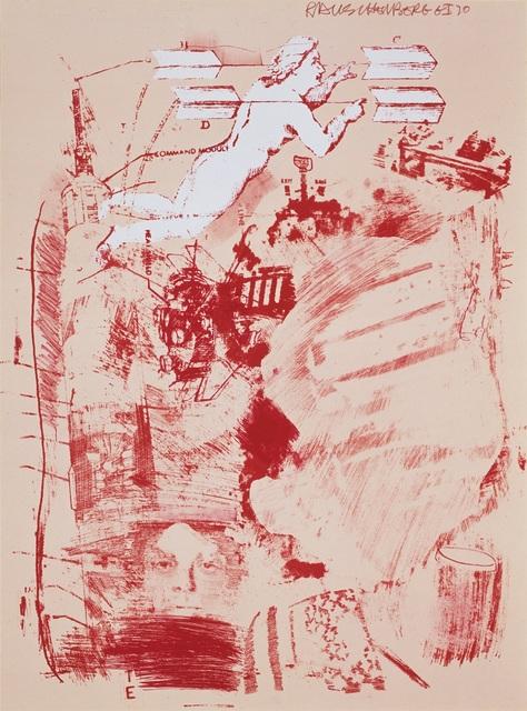 , 'Score,' 1970, Gemini G.E.L.