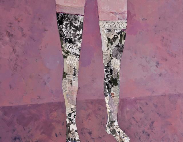 , 'My Legs,' 2012, Anna Laudel
