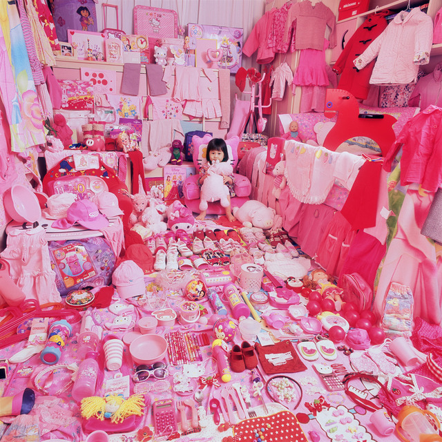 , 'Minji Suh and Her Pink Things,' 2009, Rosier Gallery