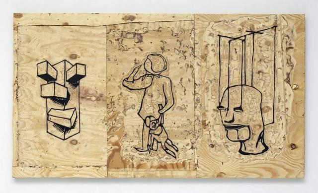 , 'Untitled,' 2015, Gió Marconi