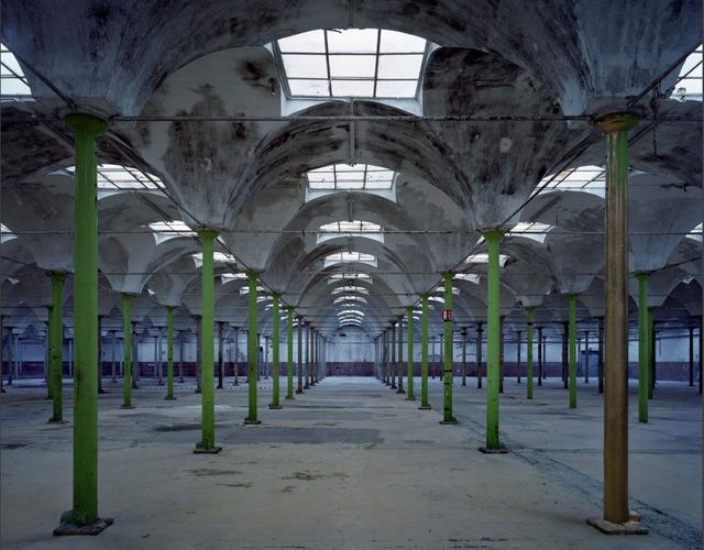, 'Gast Spinning Mill, Isseinheim, France, 2014,' 2014, Polka Galerie