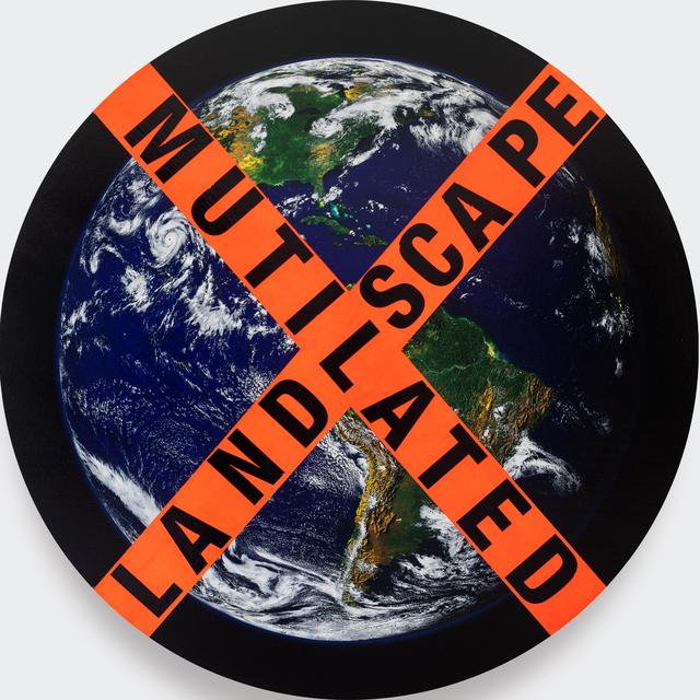 , 'Mutilated Landscape,' 2019, V1 Gallery