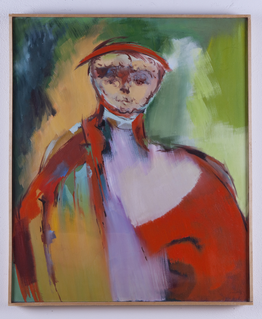 , 'Portrait of a Nervous Woman,' 1958, Frederick Holmes and Company