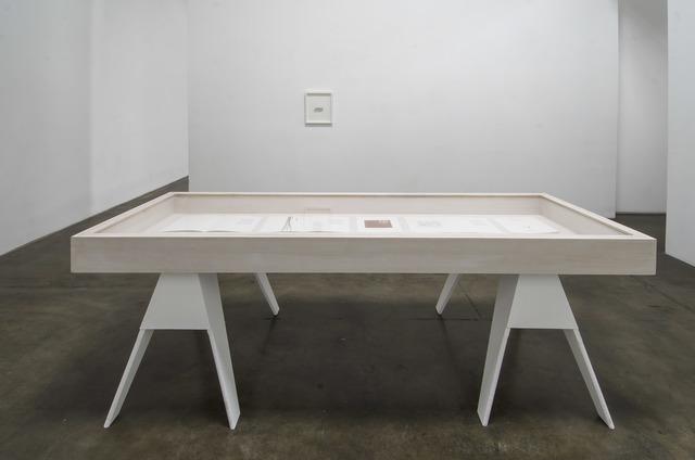 , 'J...,' 2016, Shoshana Wayne Gallery