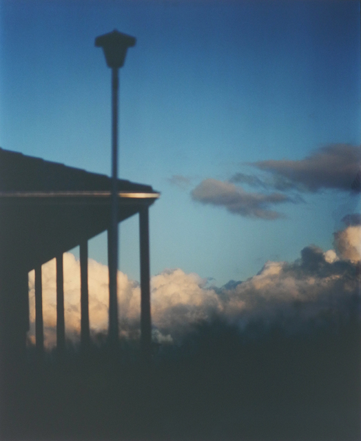 Bill Henson, 'Untitled (veranda & lamp post)', 1985/86-2014, Charles Nodrum Gallery