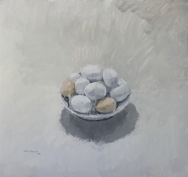 , 'Cuenco con huevos,' 2017, PontArte