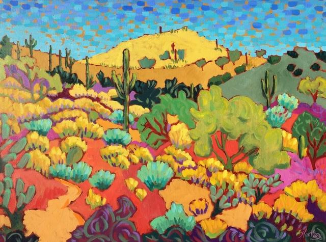 """, '""""Desert Spring"""",' 2018, Bonner David Galleries"""