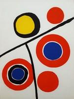 Alexander Calder, Derriere Le Miroir No. 201 (page 9)