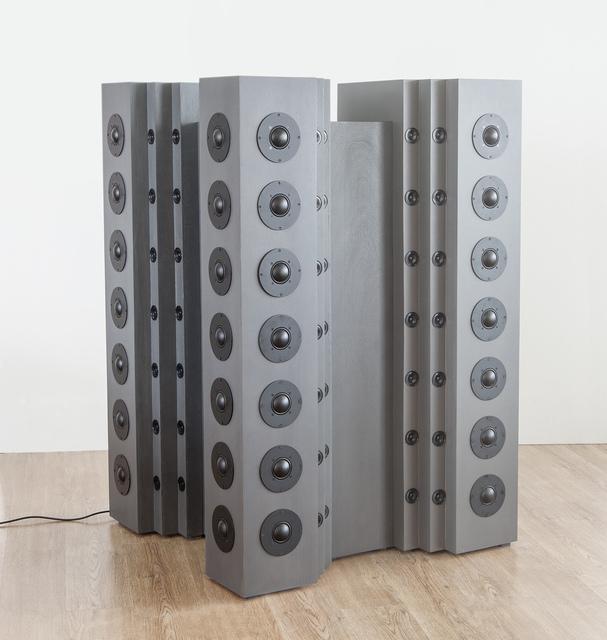 , 'Edificio Altavoces (Cohiba),' 2016, Galerie Peter Kilchmann