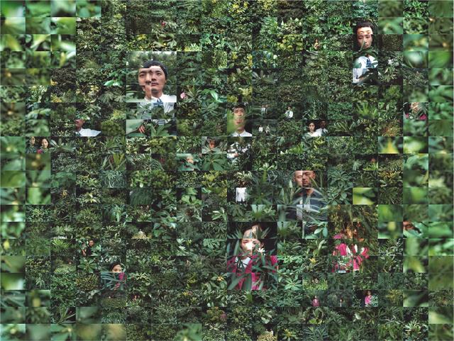 , 'Forest Diary,' 2000, ShanghART