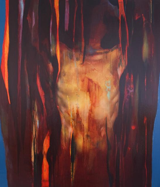 , 'Emerging Torso,' 2014, Accesso Galleria
