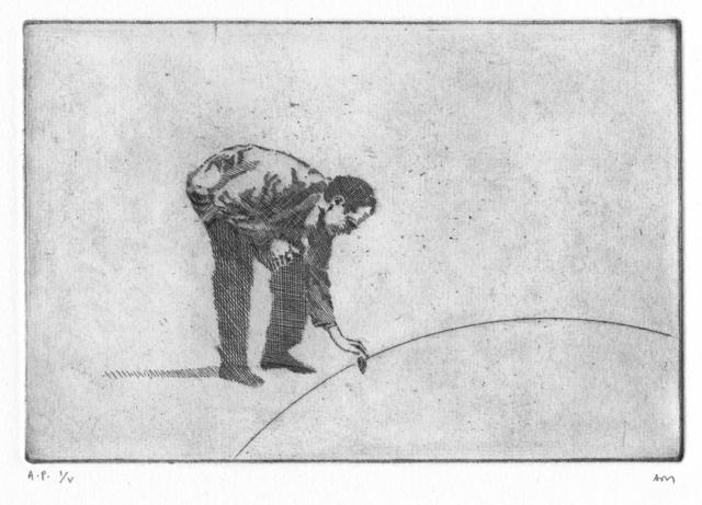 Alexander Massouras, '(A Trip Down 8)', 2013, Joanna Bryant & Julian Page