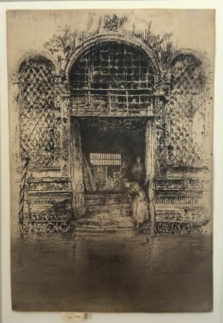 , 'The Doorway,' 1879, Harris Schrank Fine Prints