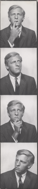 Andy Warhol, 'Teenager (Jim McLaughlin)', ca. 1965, Photography, Unique gelatin silver photobooth strip, Christie's Warhol Sale