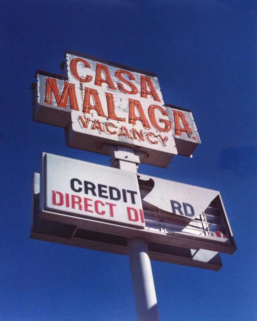 , 'Casa Malaga,' 2009, gdm