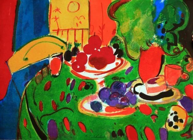 Manel Anoro, 'Bodegón Verde', 2000, Kreislerart