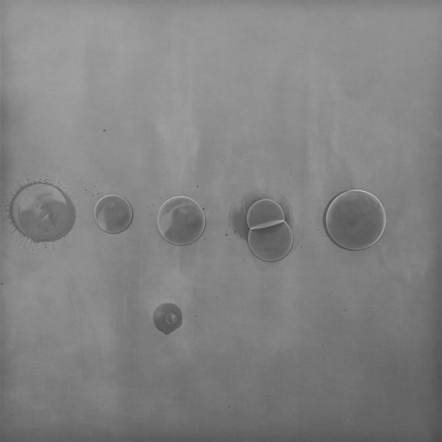 Gen Aihara, 'Composition of Air', 2008, Photography, Unique photogram, gelatin silver print, Lee Marks Fine Art