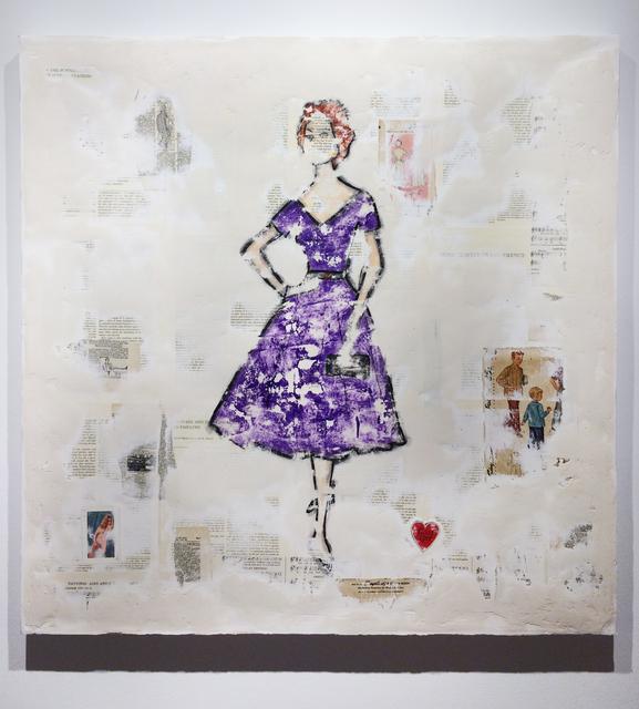 , 'Good Luck,' 2014, Octavia Art Gallery