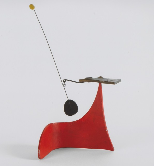 , 'Red Snail,' 1959, Galerie Thomas