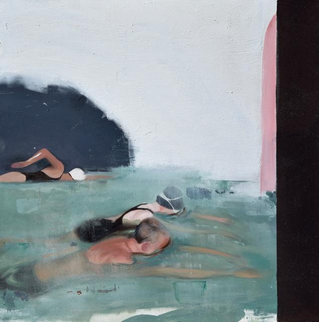 , 'Channel,' 2017, Robert Kananaj Gallery