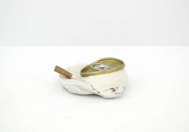 , 'Crushed Can,' 2016, Wil Aballe Art Projects   WAAP