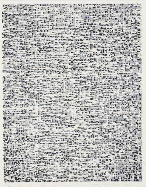 , 'Untitled V,' 1976, Wellside Gallery