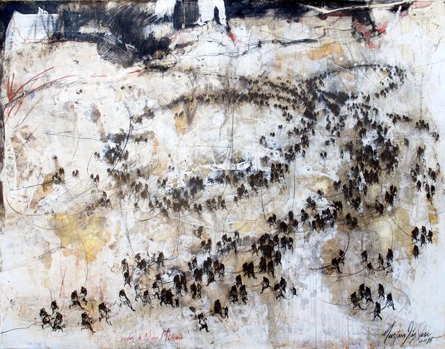 , 'Series: Éxodos de nuevo milenio,' 2015, Victor Lope Arte Contemporaneo