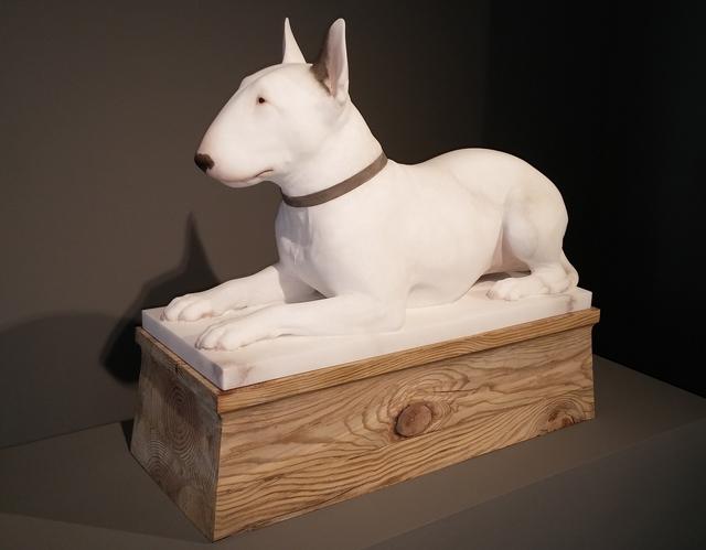 , 'Dog-Deity,' 2014, 3 Punts Galeria