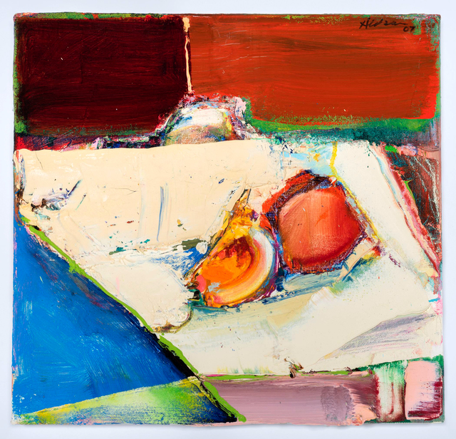 , 'Lonely Peach,' 2007, Allan Stone Projects