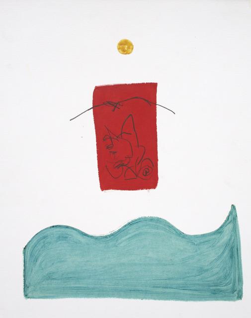 , 'Red Window,' 2013-2014, NUNU FINE ART