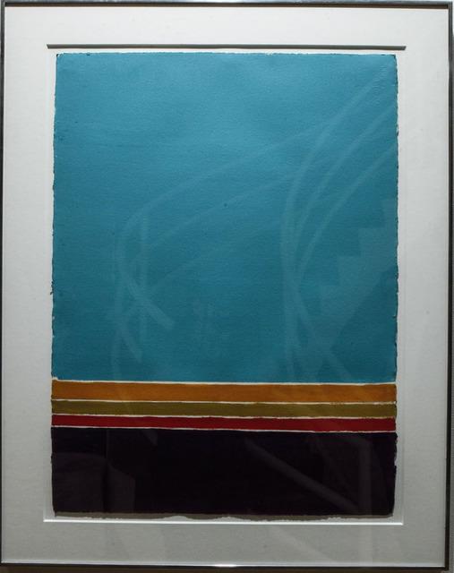 Alma Thomas, 'Horizon', 1974, Gabarron Foundation