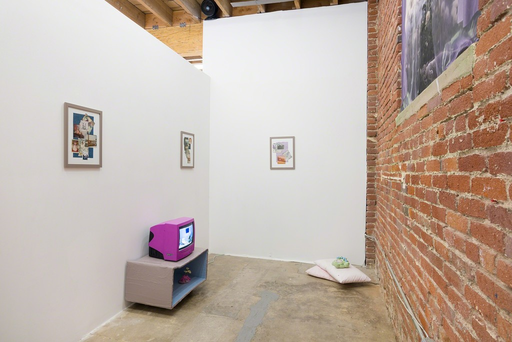 Ashley Campbell, 'Wilhmina Zore for Ashley Campbell', installation view, Chimento Contemporary. Photo: Ruben Diaz
