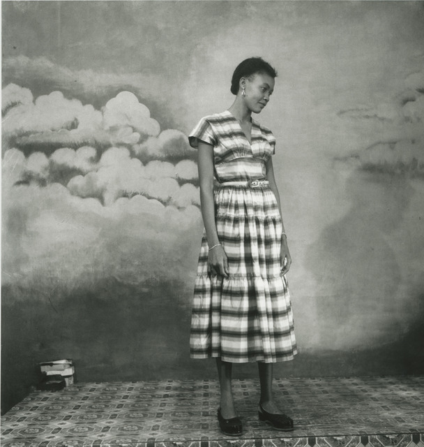 , 'Accra, c. 1955, Portrait of Selina Opong at the Ever Young studio.,' 2017, Galerie Clémentine de la Féronnière