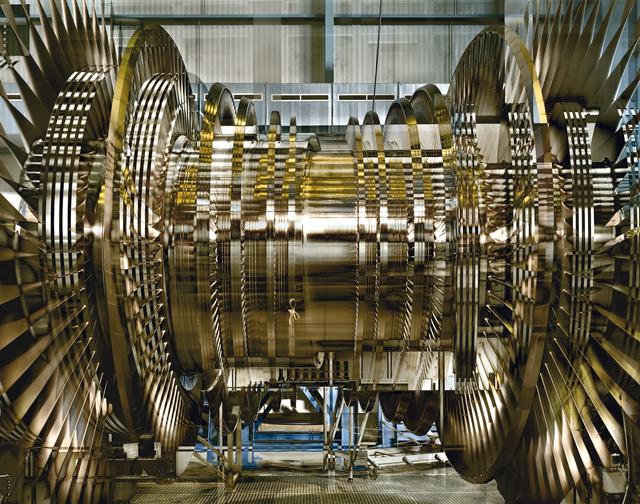 , 'Usine Alstom, Belfort, Photo n°16,Halle Power,' 2009/12, Galerie Kornfeld