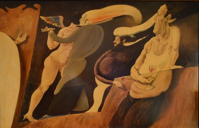 , 'The Dancers & The Drinkers,' 1978, Ford Fine Art