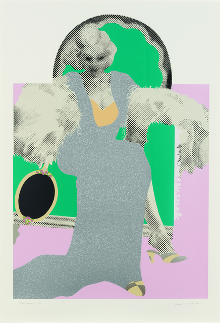 , 'Jean Harlow,' 2011, Sims Reed Gallery