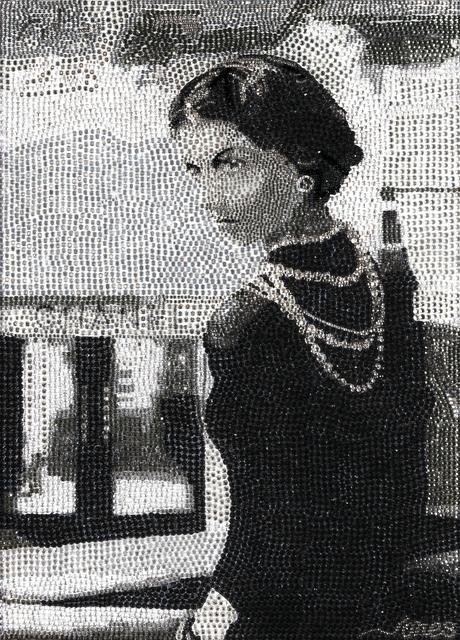, 'Coco Chanel,' 2018, Galería Corsica
