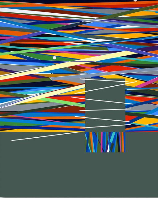 , 'Color Conversation,' 2012, ArtSpace / Virginia Miller Galleries