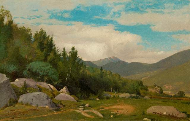 , 'Scene in the White Mountains,' , Questroyal Fine Art