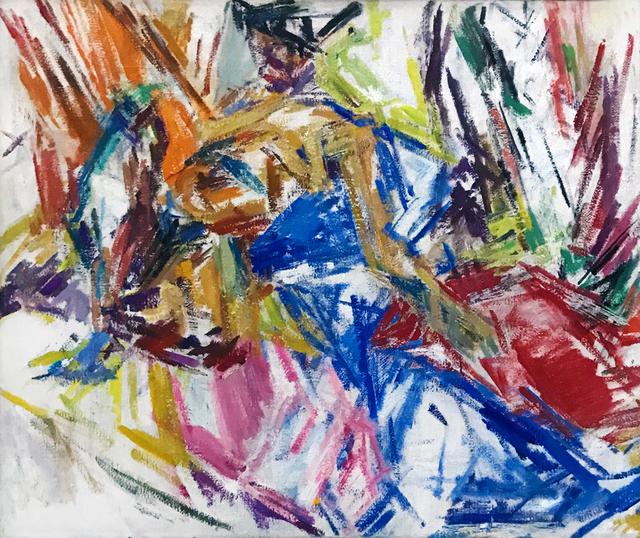 , 'Untitled (Reclining Nude),' 1954-1956, Mark Borghi Fine Art