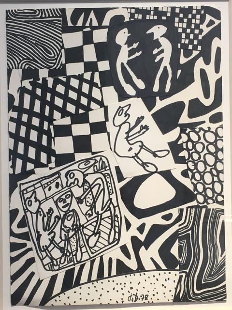 , 'Situation XXXIV,' 1978, Galerie Zlotowski