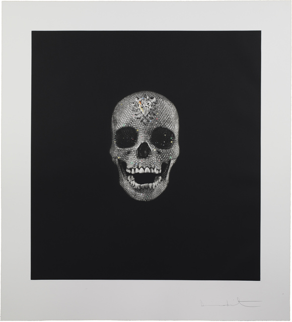Damien Hirst, 'Victory Over Death', 2008, Paragon