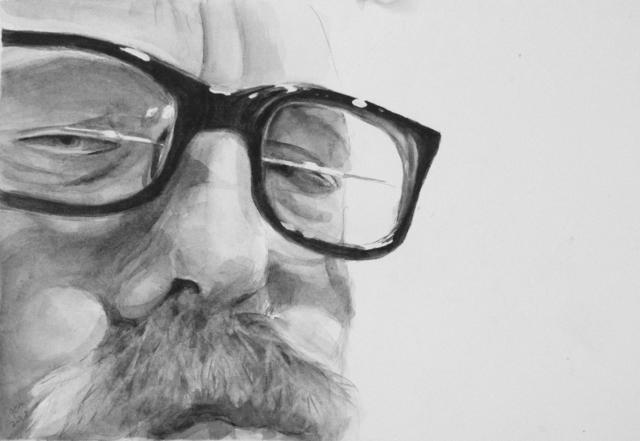 , 'Real Men Don't Take Selfies,' 2018, Andrea Schwartz Gallery