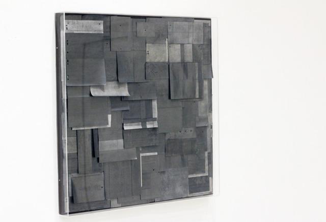 , 'Folhas em Branco,' 2015, Galeria Inox