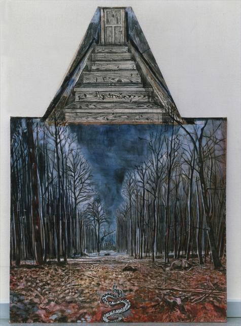 , 'Resurrexit,' 1973, Stedelijk Museum Amsterdam