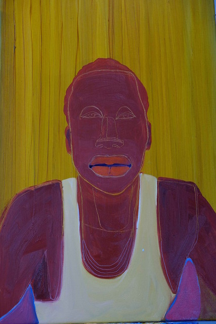 , 'Working Man (1),' 2016, First Floor Gallery Harare