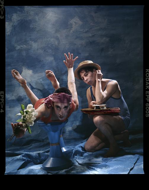 , 'Lo que el SIDA se llevó,' 1989, D21 Proyectos de Arte