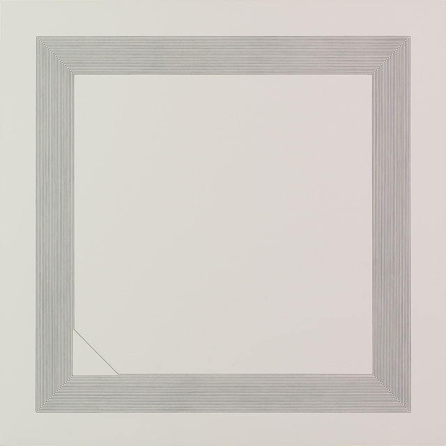 Antonio Lizarraga, 'Portrait Branco', 2008, Print, Serigraphy, LAART