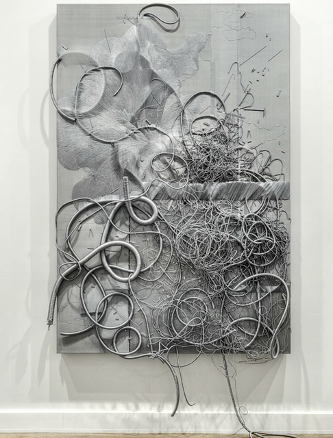 , 'Black White Gray-Gray,' 2013, NUNU FINE ART